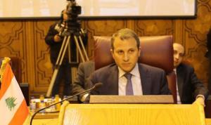 رفضٌ سياسي واسع لموقف باسيل بشأن سوريا في الجامعة العربية