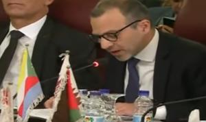 باسيل يطرق أبواب الأسد متجاوزا موقف الحكومة