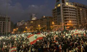 مليون و200 ألف متظاهر في الشارع