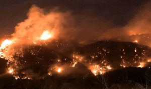 بالفيديو والصور: لبنان تحت رحمة جحيم الحرائق!