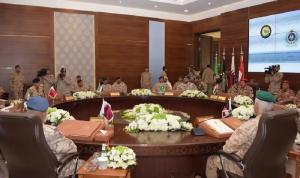 رؤساء أركان مجلس التعاون يدعمون السعودية