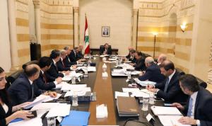 """ورقة """"القوات"""" على طاولة اللجنة الوزراية المكلفة دراسة الإصلاحات"""