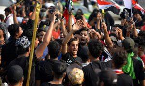 الحرس الإيراني وحزب الله اللبناني يعدّان خطة لقمع الاحتجاجات في العراق