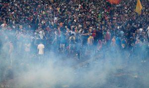 هل تؤدي الاحتجاجات في بغداد الى تغيير السلطة؟