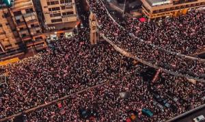 """""""ثورة المتن"""" في جل الديب: نحن أيضاً جائعون!"""