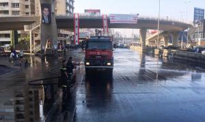 اليوم السادس للثورة… لبنان مشلول والطرقات مُقفلة
