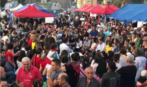 ارتفاع عدد المعتصمين على أوتوستراد جبيل