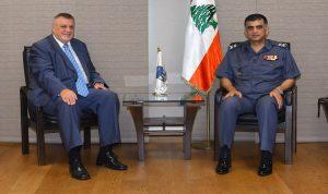 عثمان عرض الاوضاع مع كوبيش وسفير الاتحاد الاوروبي