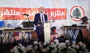جعجع: لاستقالة الأكثرية الوزارية والنزول عن ظهر اللبنانيين