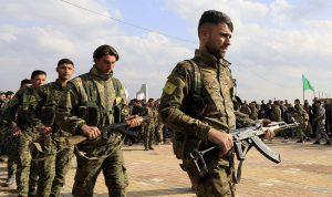 """خريطة """"لهيب النار"""" شمال سوريا!"""