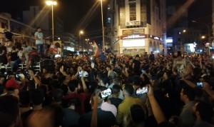 أكثر من 30 آلاف متظاهر في طرابلس