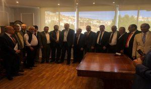 وزير الزراعة الاردني: نتطلع نحو المستقبل الافضل للبنان والاردن