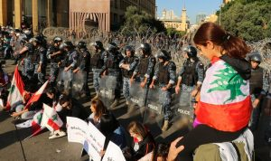«انتفاضة لبنان» تشلّ البرلمان