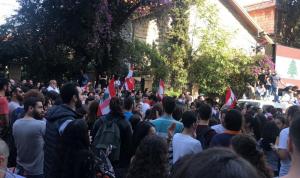 طلاب 17 تشرين الاول: نقابة طلابية في ساحات الاعتصام