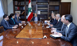 عون: الحكومة الجديدة ستكون سياسية وتضم اختصاصيين