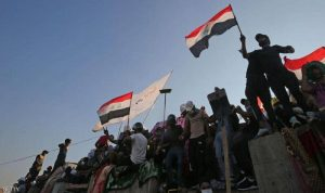بغداد.. إصابات واعتقالات