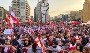 بيروت تكسر رهان السلطة والثورة لم تخمد في ساحتيها