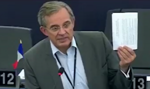 بالفيديو: الفساد في لبنان بالبرلمان الأوروبي