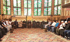 دريان: مطلب دار الفتوى كان وسيبقى إقرار العفو العام