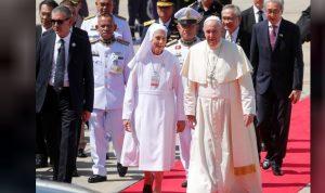 بالصور: البابا فرنسيس في تايلاند