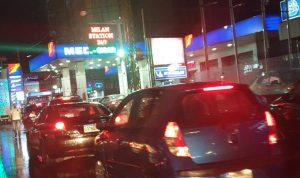 محطات المحروقات في النبطية رفعت خراطيمها لنفاد البنزين
