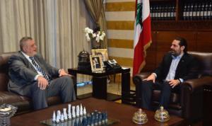 الاوضاع العامة بين الحريري وكوبيتش