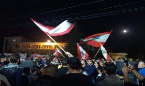 وقفة تضامنية في الهرمل مع علاء أبو فخر