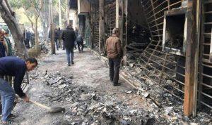 """إيران ترفض أرقام قتلى الاحتجاجات.. وتتحدث عن """"مئات الحرائق"""""""