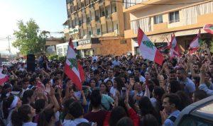 بالفيديو والصور: الاحتجاجات مستمرة.. والطلاب يُكملون ثورتهم