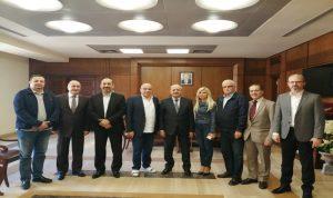 إرجاء إجتماع الجمعية العامة لنقابة محامي بيروت الى 17 الحالي