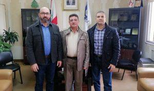رئيس اتحاد بلديات جبل الشيخ رئيسا لبلدية راشيا بالتزكية