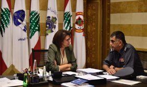 اتصالات لتنسيق الخطوات الامنية بالتزامن مع جلسة مجلس النواب