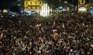 مناطق مختلفة شاركت في اعتصام طرابلس