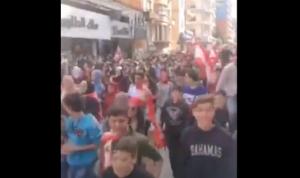 مسيرات طالبية في شوارع طرابلس وأحيائها