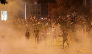 ليلة الانتقام من المتظاهرين!