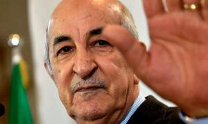 الرئيس الجزائري يجري جراحة ناجحة في القدم