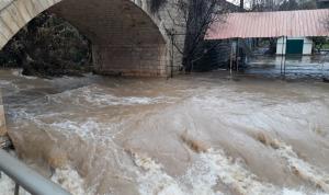 إرتفاع منسوب مياه انهار الشمال وعكار.. وتخوّف من فيضانات