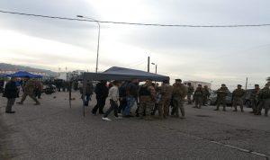 قطع اوتوستراد طرابلس احتجاجا على توقيف ربيع الزين