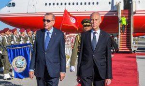 أردوغان: اتفقت مع تونس على دعم حكومة طرابلس