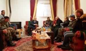 هاشم: الوطن يستدعي الاسراع بحكومة انقاذية