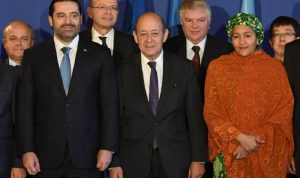 هذا وفد لبنان الى اجتماع مجموعة الدعم الدولية في باريس!