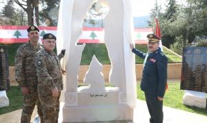 ممثل قائد الجيش من حمانا: ما أحوجنا بهذه المرحلة للتمسكبأصالتنا وجذورنا