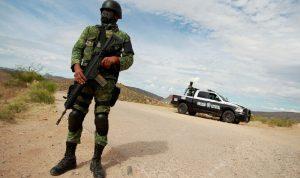 قتلى في اشتباكات بين الشرطة وتجار المخدرات في المكسيك