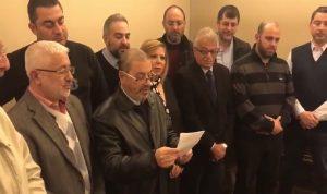 اعضاء بلدية الميناء يطالبون علم الدين بالاستقالة (فيديو)