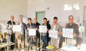 الاحتجاجات المعيشية في ايران مستمرة رغم القمع: المعلمون يُضربون!