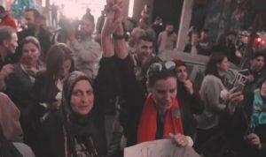 """علي غربية يوثّق """"ثورة كسر الحواجز"""": نريد المشاركة في التغيير (يورغو البيطار)"""