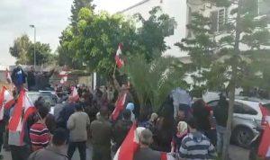 يمق استنكر هتافات طالت علم الدين بتظاهرة عمال بلدية طرابلس