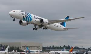 مصر للطيران تعلق رحلاتها إلى بغداد 3 أيام لدواع أمنية