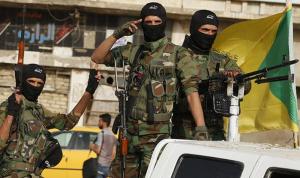 """طائرات مسيرة تقصف البوكمال.. ومقتل 8 من """"الحشد الشعبي"""""""