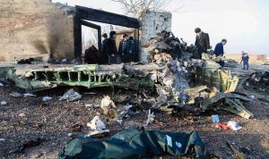 إيران ترفض تسليم الصندوقين الأسودين للطائرة الأوكرانية